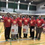 草加松原ロータリークラブ杯卓球大会